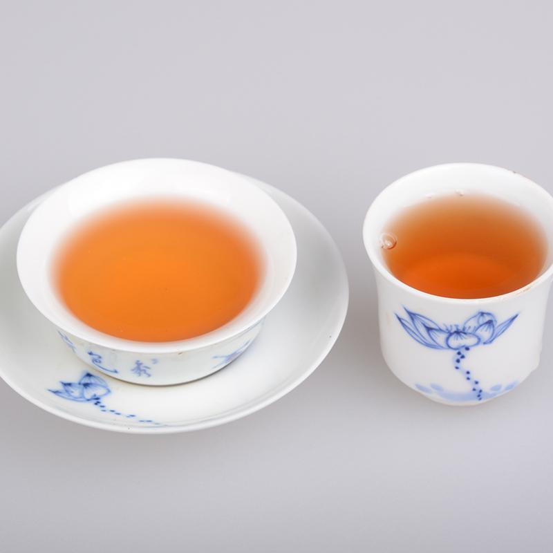 250g Chinese black tea dahongpao Big Red Robe oolong tea the original oolong China healthy care