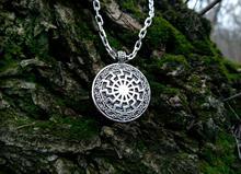 Viking Pendant Viking Runic Compass Pendant Scandinavian Norse Jewelry(China (Mainland))