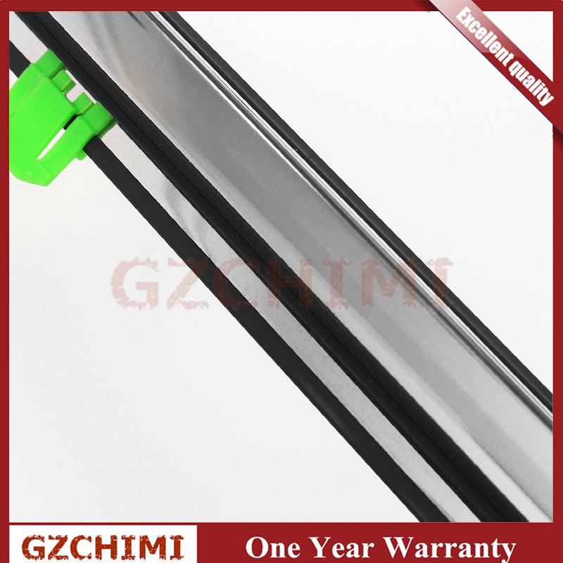 Genuine Honda CR-V Front Door Window Sweep Belt Weatherstrip Left 72450SWAA02
