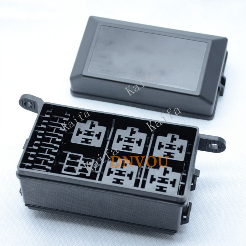 Car Fuse Box Dome : Free shipping auto fuse box relay holder road