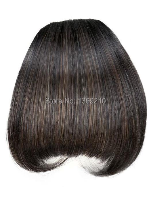 Chic Clip In Hair Bangs Synthetic Hair Girls Cute Bangs <br><br>Aliexpress