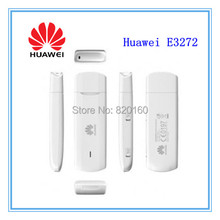 Unlocked LTE FDD 150Mbps HUAWEI E3272 4G LTE Modem Support LTE FDD 800/900/1800/2100/2600Mhz(China (Mainland))