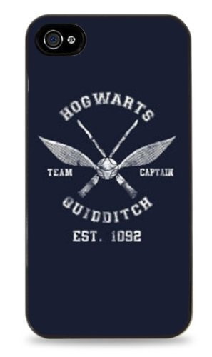 Quidditch Harry Potter Hogwarts Team Captain Cover Case for iPhone 4 4S 5 5S 5C 6 6S Plus iPod Touch 5 Case(China (Mainland))