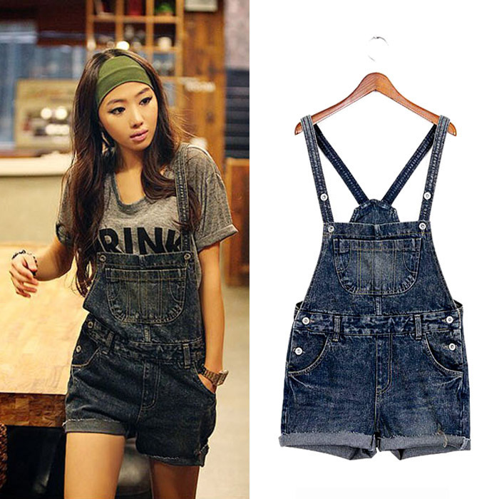High Quality Womens Denim Jumpsuits Promotion-Shop for High ...