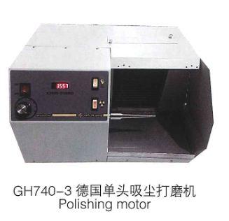 jewelry Polishing Motor with Dust Collector mini talbe polisher(China (Mainland))