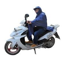 BF040 Adults Motorcycle Raincoats Motorbike Scooter Electric Bike Raincoats Oversized Thickened Poncho(China (Mainland))