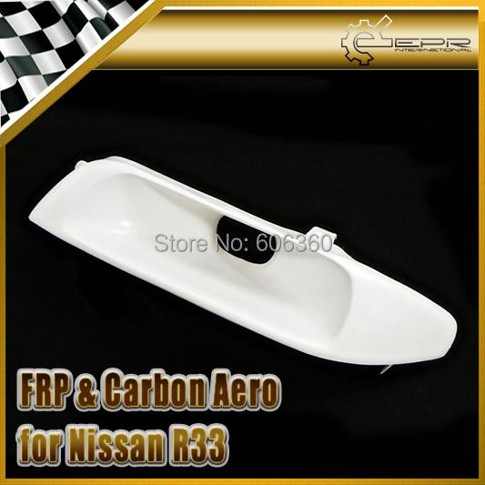 For Nissan Skyline R33 GTR GTST Fiber Glass Headlight Cold Air Intake Vents Duct(China (Mainland))
