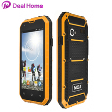 In stock!Original NO.1 M2 Rugged Waterproof IP68 MTK6582 Quad Core 4.5'' Android 4.4 1GB RAM 8GB ROM 13MP Cellphone/Avil(China (Mainland))