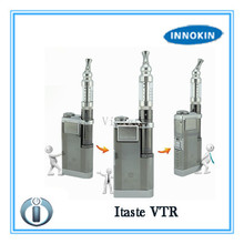 Genuine Innokin iTaste VTR E Cig Starter Kit Variable Voltage Wattage LED Screen Battery Mod With iClear 30S Dual Coil Atomizer