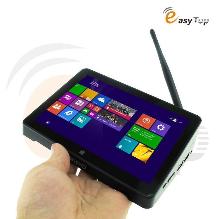 Original PIPO X8 Intel Z3736F Quad Core Dual Boot 7 INCH Tablet Mini PC HDMI 2G/32G WIFI TV box window 8.1 android 4.4(China (Mainland))