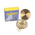 Multifunction Fluorescence Compass Portable Brass Pocket Golden Navigation Outdoor Sports Camping Hiking