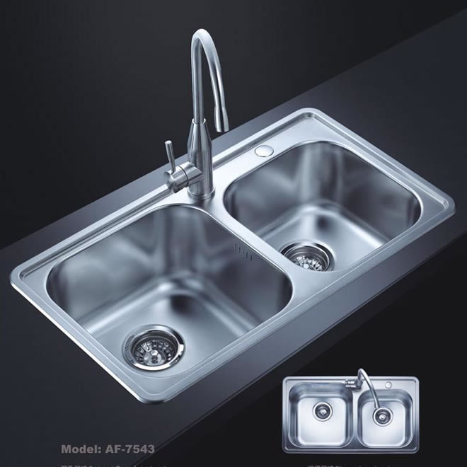 Discount Stainless Steel Sinks : brand discount big promotion package made of 304 stainless steel sink ...