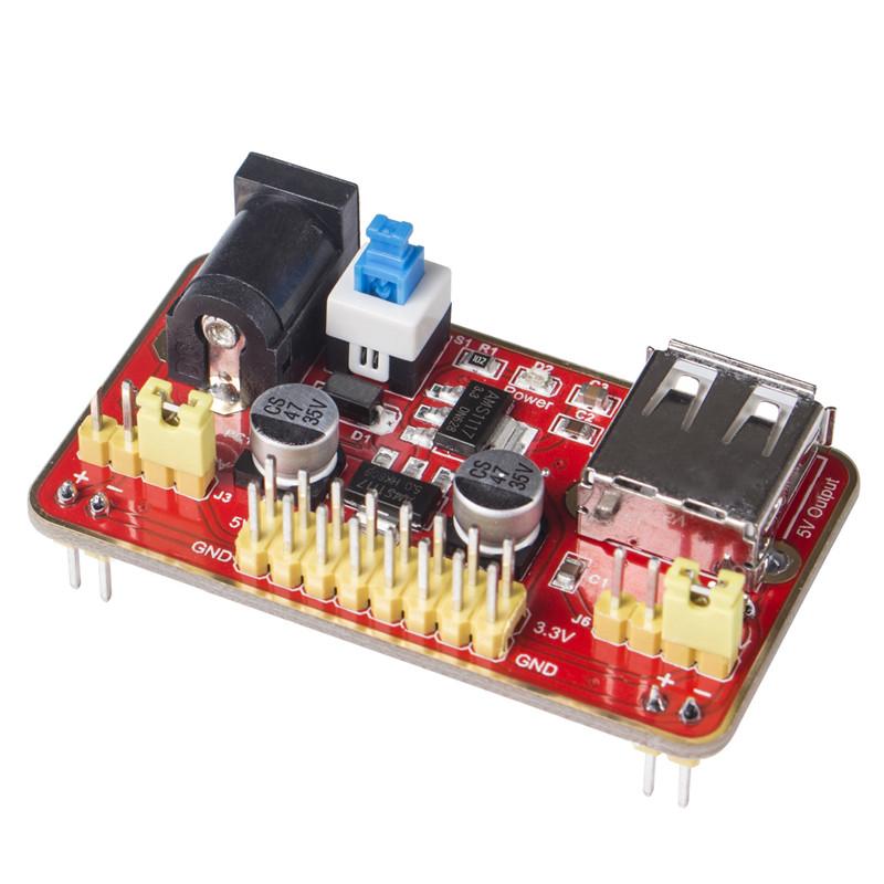 33V 5V Breadboard Power Supply MPJACOM