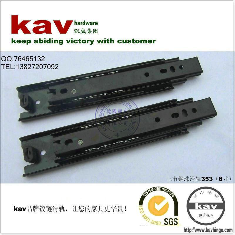 product lavatorio kav Brand ( 35 W ) 6-inch three drawer ball bearing slide 353 torneira parede cachoeira
