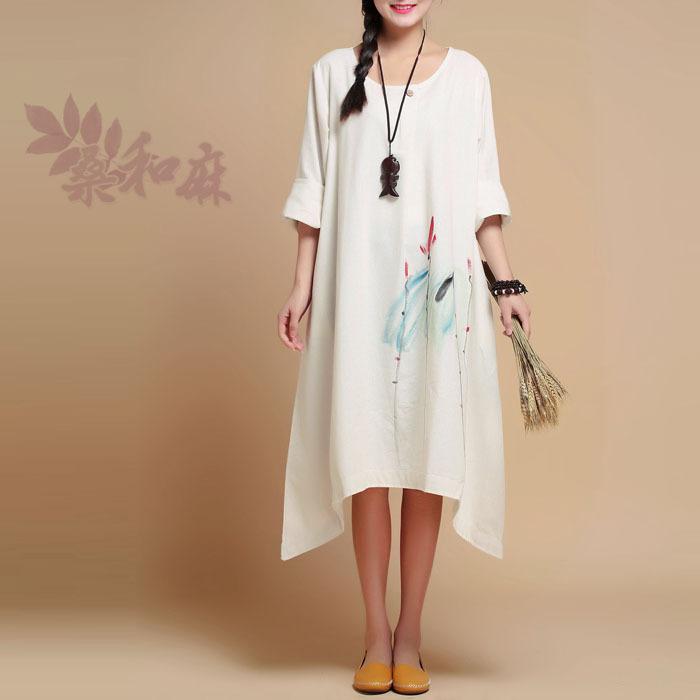 Женское платье Sang ] S5018 eu yan sang