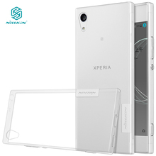 Buy Nillkin sony xperia xa1 case cover 5.0 Nature Transparent Clear Soft silicon TPU Protector case xperia xa1 case xa1 case for $6.19 in AliExpress store