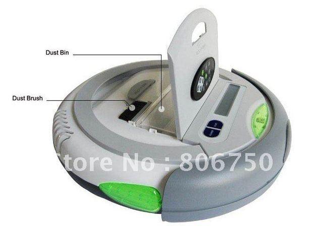 Infinuvo CleanMate smart vacuum cleaner QQ,smart floor cleaner,robot mop cleaner,wet&dry robotcleaner