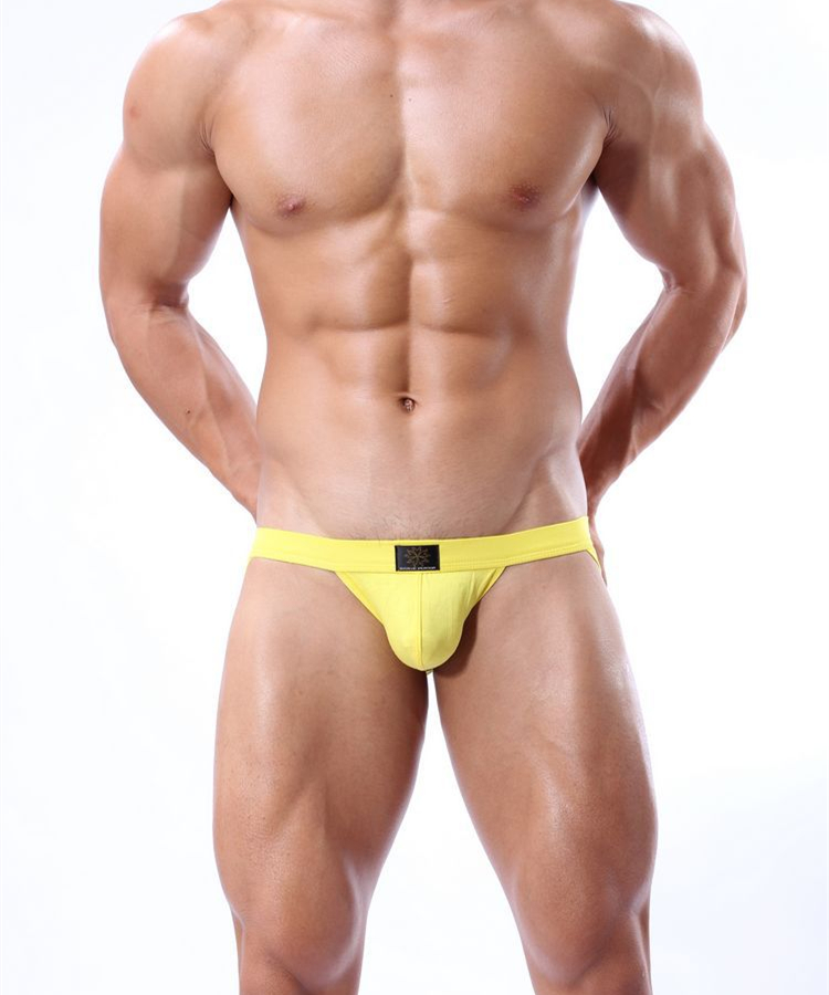 Brave Person Sexy Men's Thongs G string Men T-back Gay Underwear Jockstrap Tanga Man B1120
