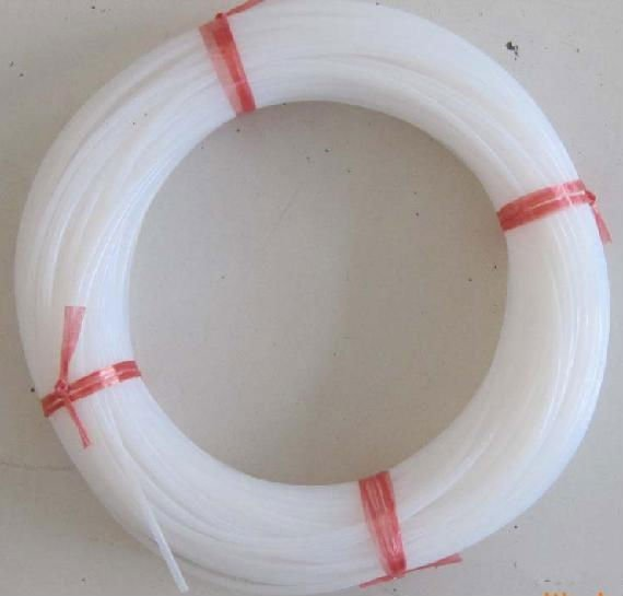 Extruded PTFE tube,PTFE tubing,PTFE hose,ID 4mm,OD6 mm,4*6 mm