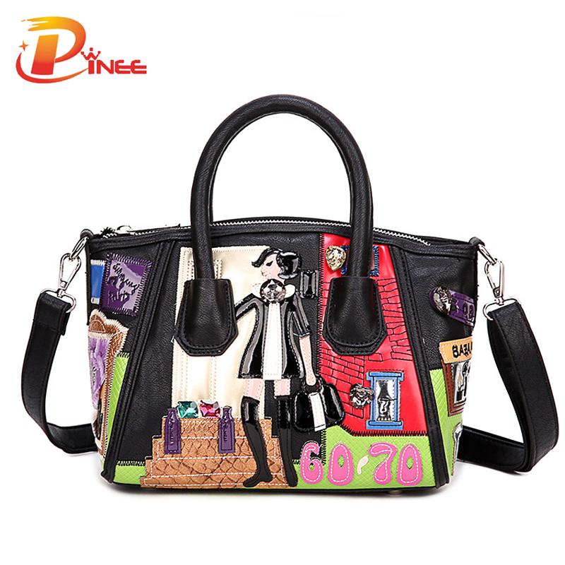 Casual Dumplings Tote New Portable Women Bag Currents Fashion Women Handbags High Quanlity Fresh Messenger Bags(China (Mainland))