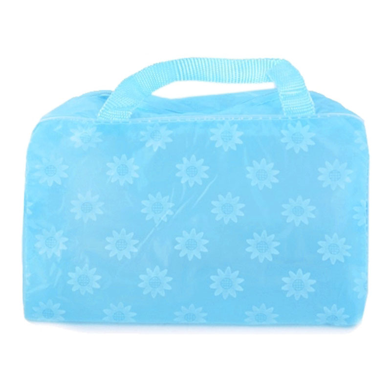 Clear Plastic Makeup Bag Promotion-Shop for Promotional Clear ...