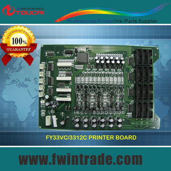 printing machine spare parts printhead board for FY33VC Printer