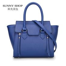 Buy SUNNY SHOP Trapeze Women PU Leather Shoulder Bags Designer handbags high bolsa feminina 2015 bolsos carteras mujer marca for $27.00 in AliExpress store