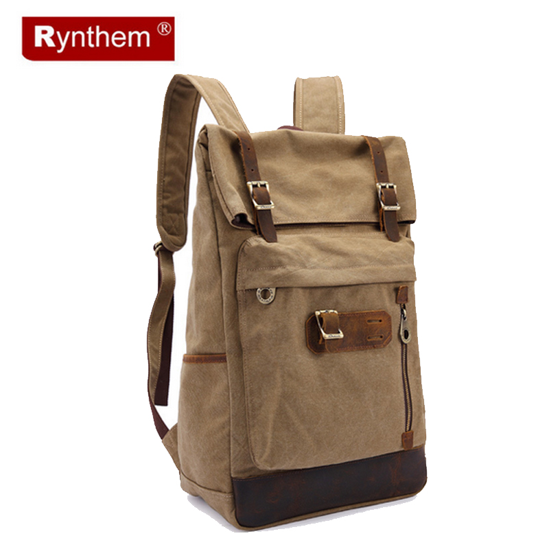 Men Casual Fashion Canvas Bags/Backpack