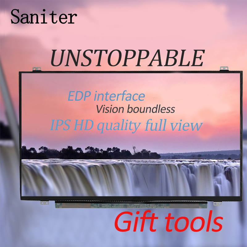 SANITER 2017 New Arrival LED Laptop Display Screen Watching TV/Resolution1920 * 1080/72 Color Gamut Big Screen Candlestick(China (Mainland))