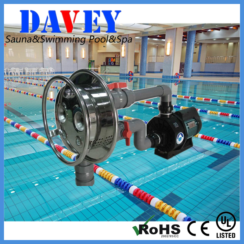 Swimming Pool Wave Blow Equipment For Countercurrent Swimming Training Machine In Pool