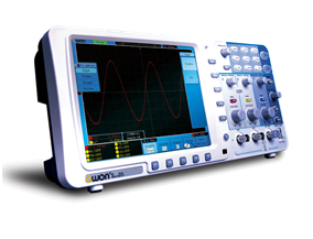 Free Shipping OWON 100Mhz Digital Oscilloscope SDS7102 1G/s SR,10M recorder,large 8 LCD w/ 3 yrs warrranty<br><br>Aliexpress