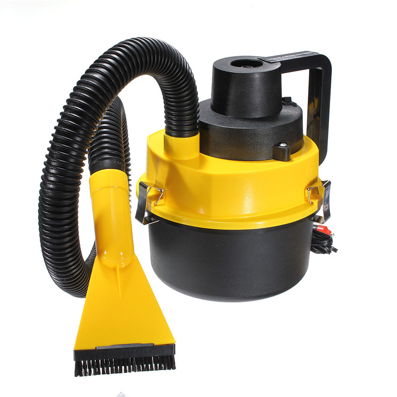 Auto Car Boat Truck Van Portable 12V Wet And Dry Vacuum Cleaner Hoover Air Pump(China (Mainland))