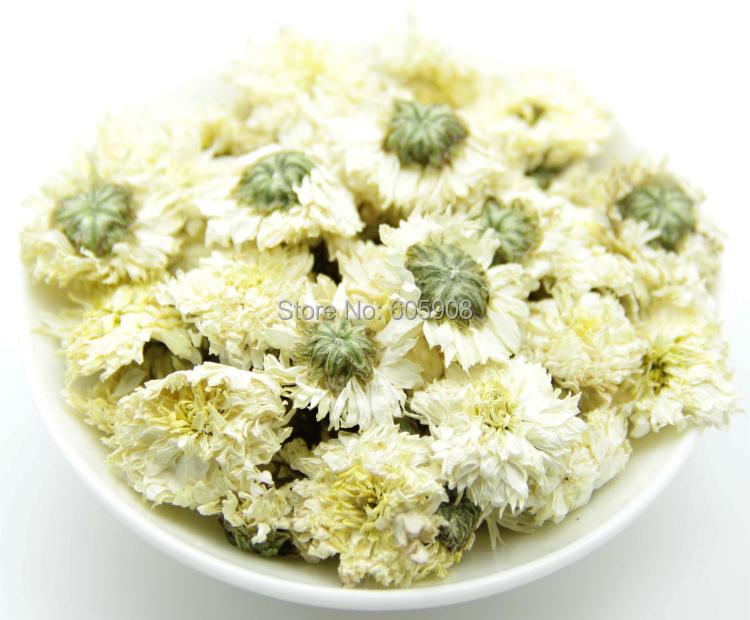 Supreme Dried Flower Herbal  White Chrysanthemum Tea 500g<br><br>Aliexpress