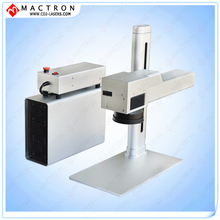 Mactron Brand 20w Fiber Metal Laser font b Marking b font font b Machine b font