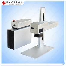 Mactron Brand 20w Fiber Metal Laser Marking Machine