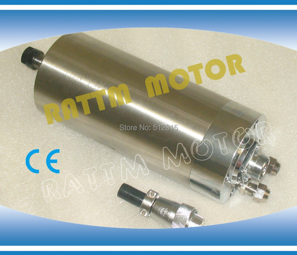 Buy 1 5kw Water Cooled Cnc Spindle Motor