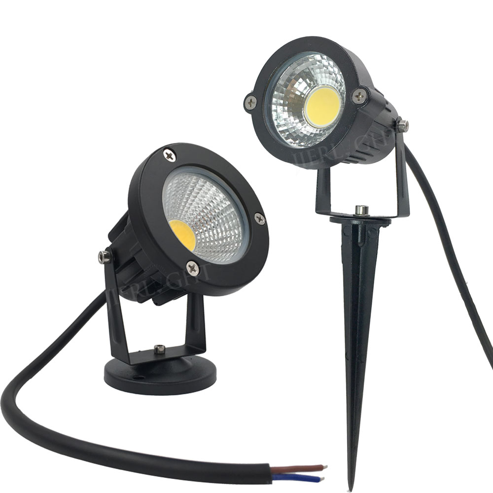 Online get cheap 12 volt led landscape lighting for Volt outdoor lighting