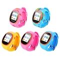 S866 1 2 inch Android IOS 240 240 Colorful GPS Smartwatch for Kids Tracking Watch Children