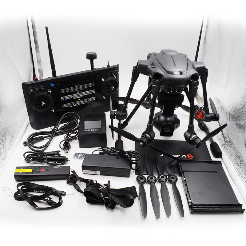 Original Yuneec Typhoon H 480 PRO Drone with Camera HD 4K RC Quadcopter RTF 3-Axis 360 Gimbal vs DJI Inspire 2 Mavic Pro