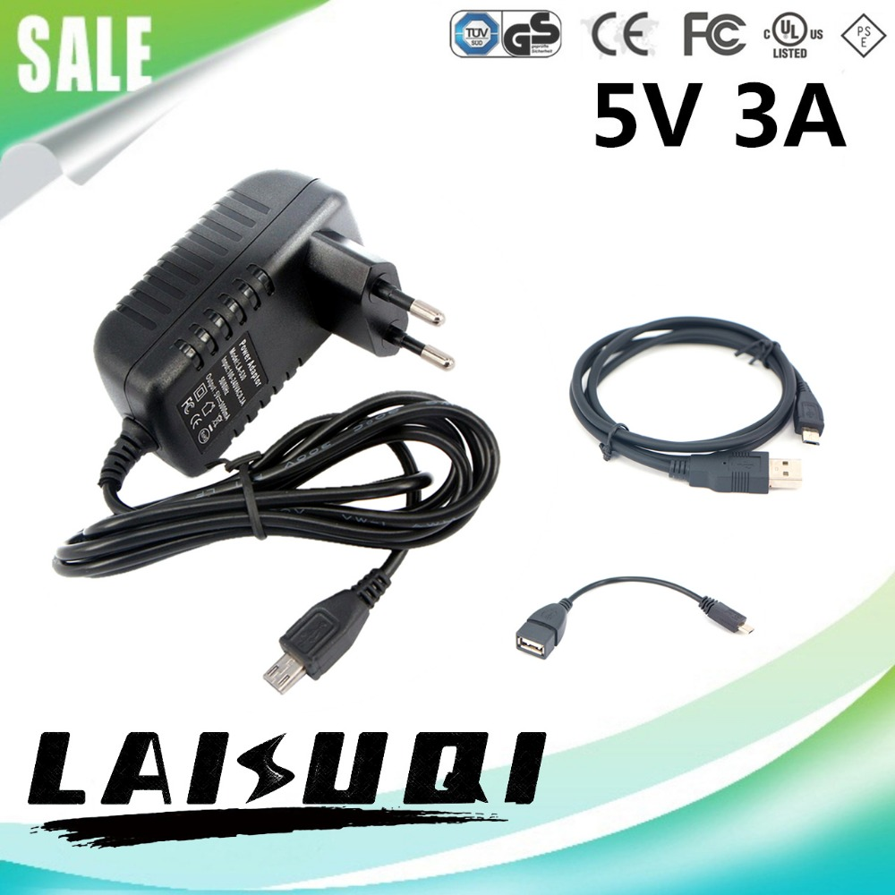 1pcs 5v 3a Micro Usb Ac/dc Power Adapter Eu Plug Charger Supply 5v3a For Raspberry Pi Zero Value Pack The Free Shipping new sale(China (Mainland))