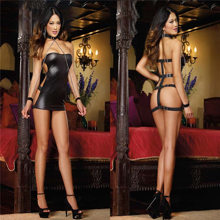 catwoman kostüm latex quicky online