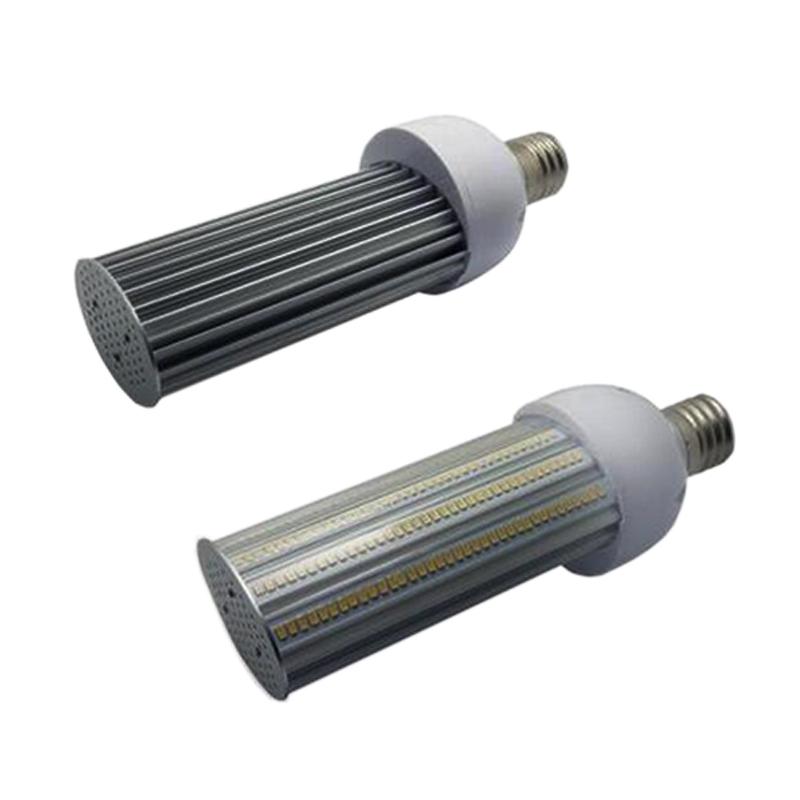 E27 E40 LED street light bulb 25w 35w 45w 55W led corn light parking lot lamp Poles lights(China (Mainland))