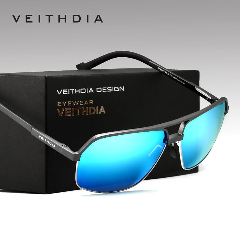Aluminum Magnesium Alloy Polarized Sunglasses Men Vintage Male Sport Sun glasses Accessories Driving Google Eyewear 6521