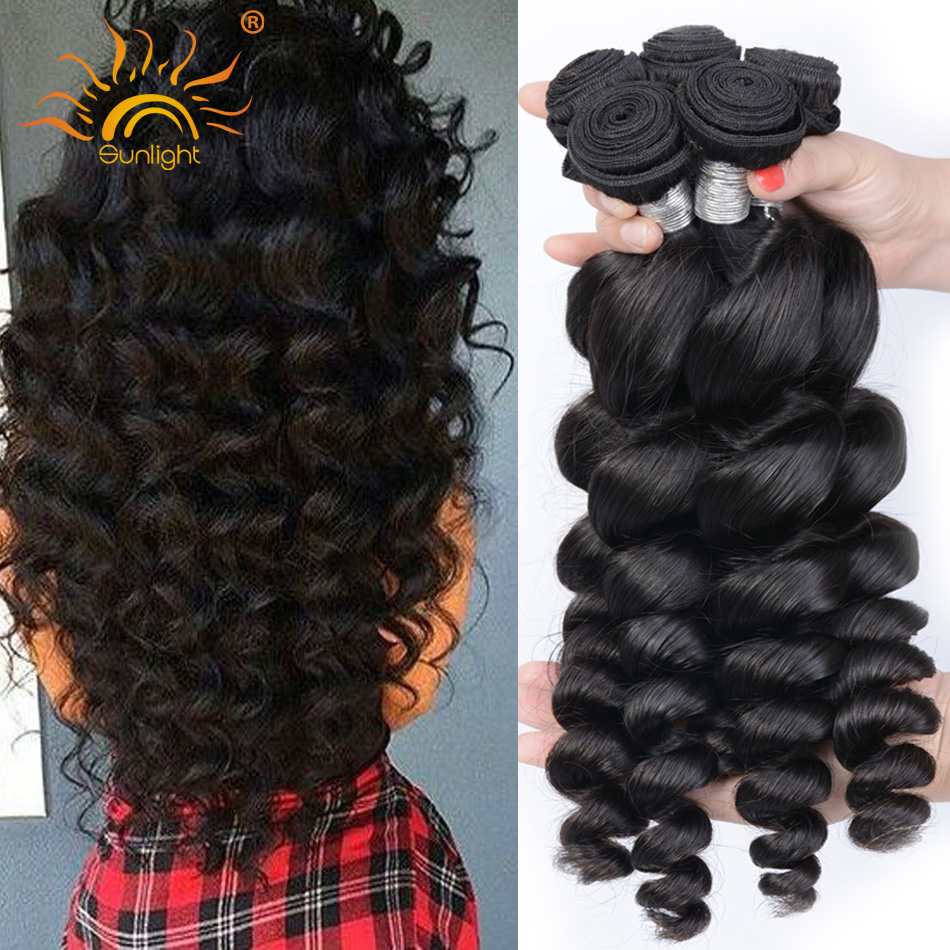 ... Brazilian Virgin Hair Loose Body Wave More Wavy from Reliable weave