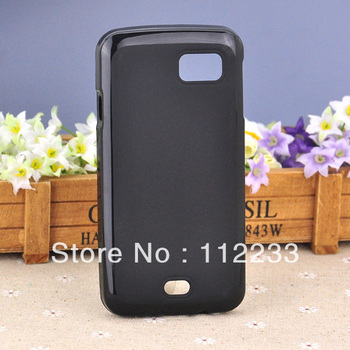 2013 Pudding Case For Fly IQ4411 Quad Energie 2 Clear Cover Black Color Free Shipping