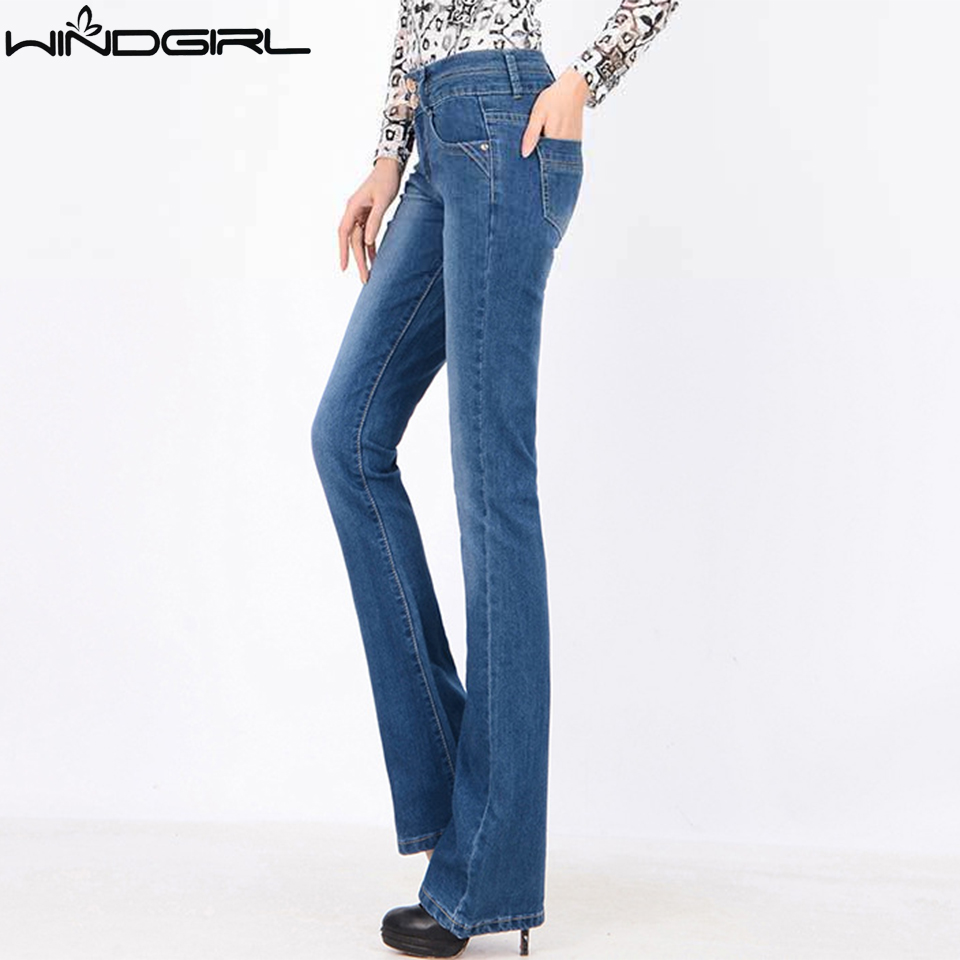 Popular Slim Bootcut Jeans Women-Buy Cheap Slim Bootcut Jeans Women lots from China Slim Bootcut ...