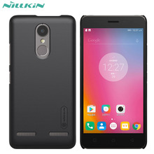 Buy Lenovo K6 Power case NILLKIN Frosted Shield matte hard back cover case Lenovo K6 Power phone cases screen protector for $7.19 in AliExpress store