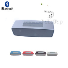 Bluetooth  Wireless Speaker Stereo   consumer electronics multifunction  handsfree insert TF card  mini portable music  speakers