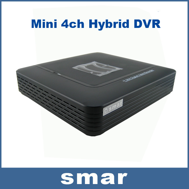CCTV Mini DVR 4 Channel 960H Digital Video Recorder 8CH Hybrid DVR HVR NVR System Onvif P2P H264 Security Home EU Power Plug Hot(China (Mainland))