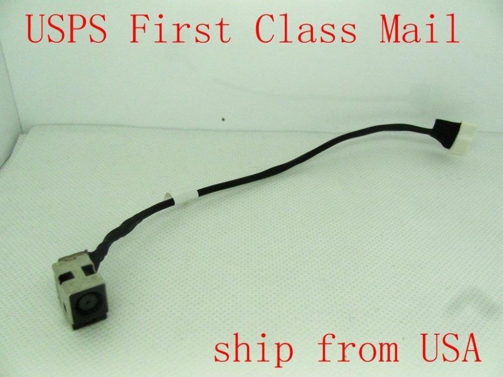 DC POWER JACK HARNESS PLUG CABLE FOR HP G72 series G72-130SB G72-250US G72-251NR G72-251XX(China (Mainland))